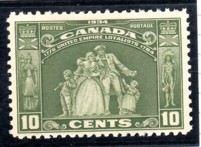 Canada Scott # 209 Mint Never Hinged