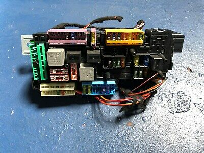 Mercedes Benz Glk 350 Fuse Box - Wiring Diagrams on