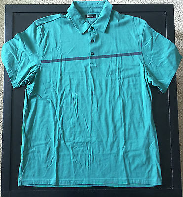 New Without Tag Alfani Green L Polo