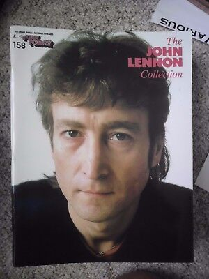 John Lennon Power to the People The Hits Sheet Music Piano Vocal NEW 000307232