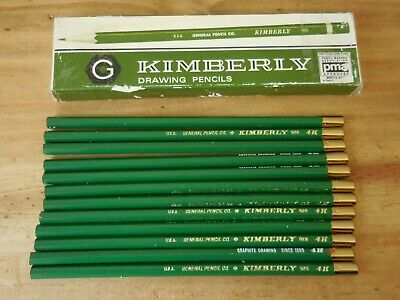 General/'s Kimberly Graphite Drawing Pencil Kit