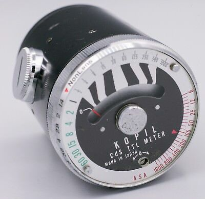 Kopil CDS TTL Lens-Lite Light Meter T/T2 Mount - For Display