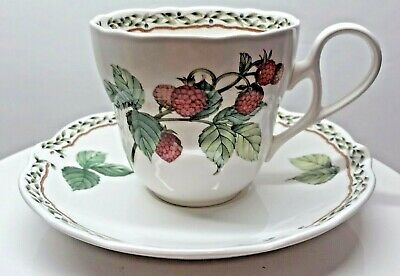 Noritake Primachina Royal Orchard #9416 Teacup and Saucer Replacement Pieces