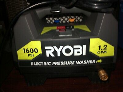 RYOBI RY141612 1,600-PSI Electric Pressure Washer, Not a complete set