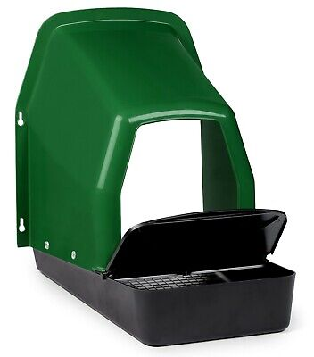 Wall Mount 1-Hole Roll-Away Chicken/hen Nest Box (Clean Whole Eggs/up To 5 Hens)