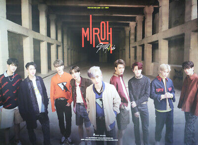 STRAY KIDS - Clé 1 : MIROH [Type - B] OFFICIAL POSTER