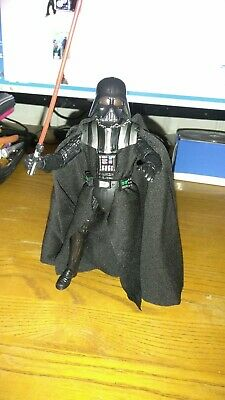 "In STOCK Hasbro Star Wars The Black Series #02 /""Darth Vader/"" 6 In Action Figure"