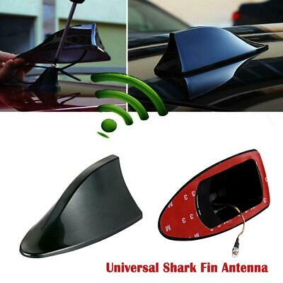 Car Auto Universal Shark Fin Roof Antenna Radio FM AM Decorate Aerial