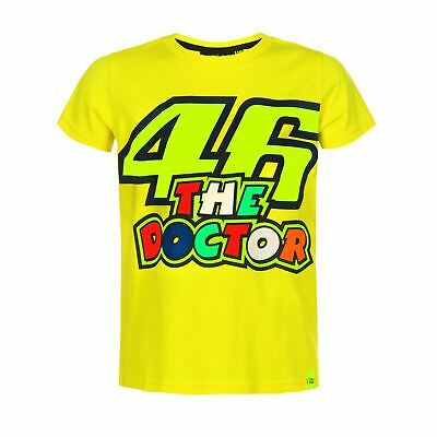 MotoGP Valentino Rossi VR46 Kids The Doctor T-Shirt | 2019 Season