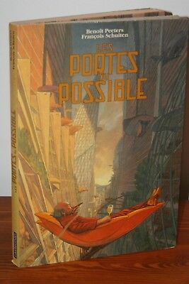 Les portes du Possible / Casterman / B.Peeters / F.Schuiten / EO