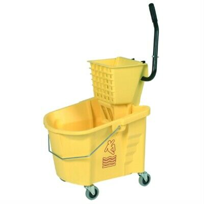 Continental Splash Guard Combo Pack - 35 Qt., Yellow , 1 ea