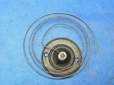 Antique Vintage Clock Coil Gong Bell Wire Chime - Spring diam. 4""