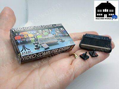 ATARI 2600 3D Printed Case for Raspberry Pi Pi3 CASE ONLY