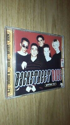 BACKSTREET BOYS - Backstreet Boys - CD Originale -