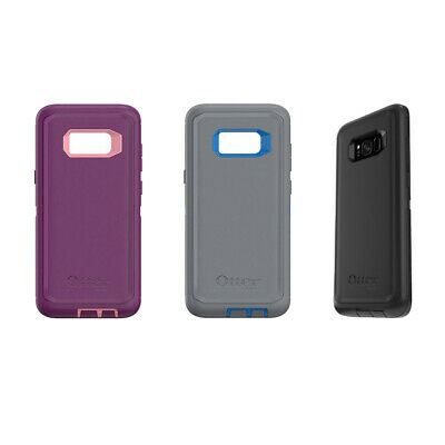 New Original Otterbox Defender Case for Samsung Galaxy S8+ Plus - With Holster *