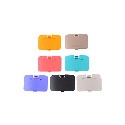 Jumper Pak Memory Expansion Pack Cover Door Replacement For Nintendo 64 Lid NICA