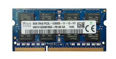 Samsung HMT41GS6BFR8A (1x, 8GB, DDR3-1600, SO-DIMM 260 pin)