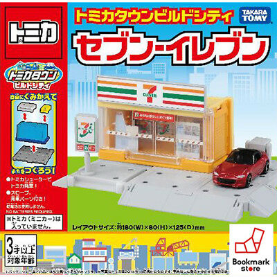 Tomica Town MINISTOP japan import