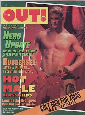 Out magazine Dec 97/Jan 98  New Zealand listing