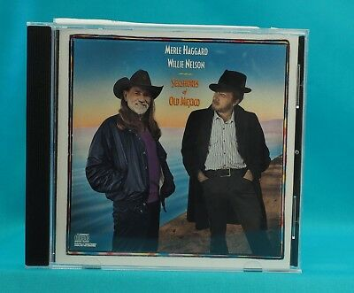 Seashores of Old Mexico by Merle Haggard/Willie Nelson (CD, Feb-2008, Epic)
