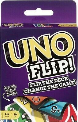 NEW Uno Flip from Mr Toys