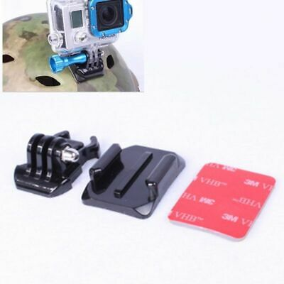 Action Camera Adhesive Mount Buckle Quick-Release Base GoPro 6 5 4 3 Xiaomi 4k