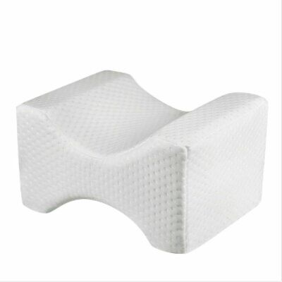 Memory Foam Leg Pillow Cushion Knee Support Pain Relief Shaping Washable CovO0