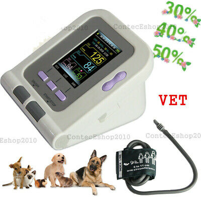Animal Pet digital blood pressure monitor, 6-11cm NIBP Cuff, pc software, VET