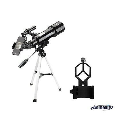 AOMEKIE 40070 Astronomical Telescope For Beginners With Tripod & Phone Adapter