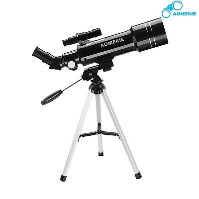 AOMEKIE 40070 Refractor Astronomical Telescope With Phone Adapter For Beginners