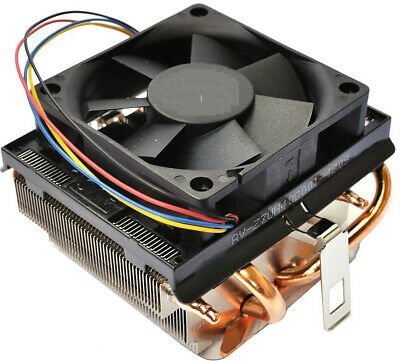 AMD CPU Cooler for AMD AM2+/AM3/AM4 CPU using MB clip mounting system