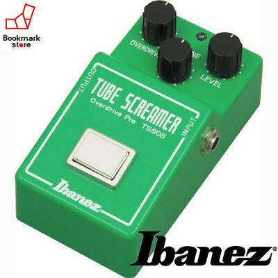 New Ibanez TS808 Tube Screamer Distortion NEW Guitar Effect Pedal Free ship