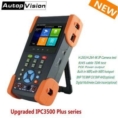 Test, Measurement & Inspection AIVO ALL-IN-ONE CAMERA TESTER IP ...