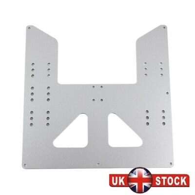 Anodized Aluminum Y Carriage Plate Upgrade for Prusa i3 Anet A8 3D Printer UK