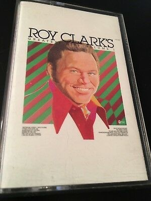 ROY CLARK'S  GREATEST HITS (Cassette) FAST SHIPPING