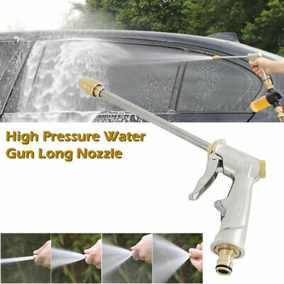 High Pressure Power Washer Water Spray Gun Wand Jet Nozzle for Car US
