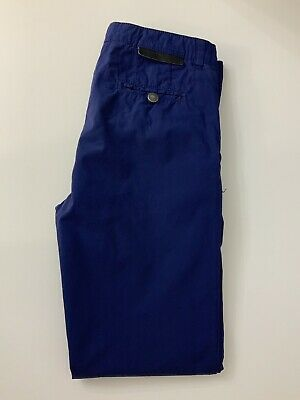 stella mccartney Blue Chino's Trousers Age 12 Years Vgc Boys
