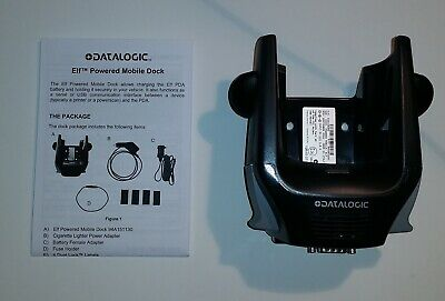 Datalogic ELF Dock 94A151130 - Dock Powered Mobile with Loudspeaker for the ELF