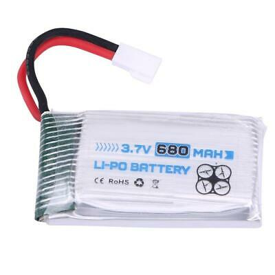 ENGPOW 3.7V 1S 680mAh Rechargeable LiPo Battery For SNAPTAIN S5C MJX RC Drone