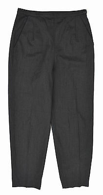 LAFAYETTE 148 NY Womens Charcoal Gray Career Dress Pants STRETCH ~ Sz 6P