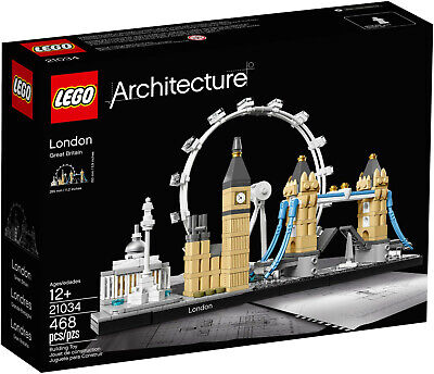 LEGO 21034 - Architektur - London (Architecture, Skyline, Great Britain)