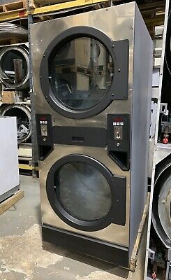 AD540 Commercial Stack Dryer, Gas, Used