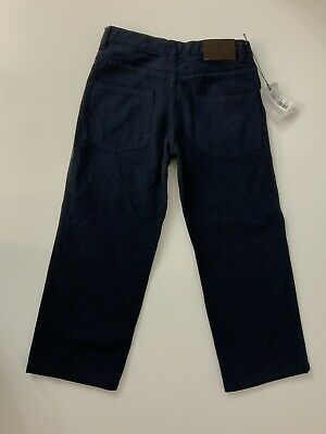 Cp Company NEW  Navy Blue jeans Size 104cm Age 4 Years Bnwts