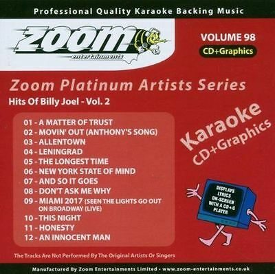 The Best Zoom Hits Karaoke Series Cdg Volume 06 Excellent Condition Orders Are Welcome. Musical Instruments & Gear