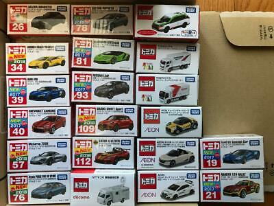 Tomica Whole sale limited edition Takara Tomy Suspension Lot of 20 From Japan 4F