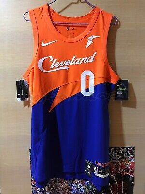 1b94b771d NBA Nike Kevin Love Cleveland Cavaliers City Edition Authentic Jersey