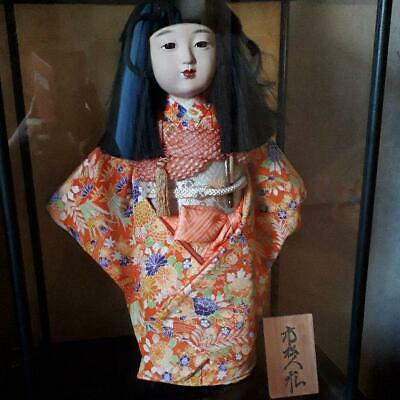 Japanese traditional woodgrain doll Ichimatsu Antique from Japan E3