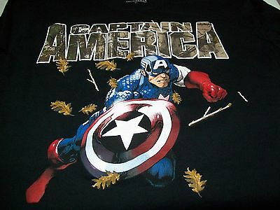 Marvel Captain America T-shirt  Slim Fit X-Large