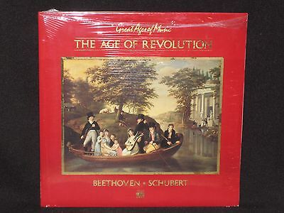 GREAT AGES IN MUSIC ~ Slavic Traditions (SEALED) ~ 2lp TIME-LIFE MUSIC - 1984