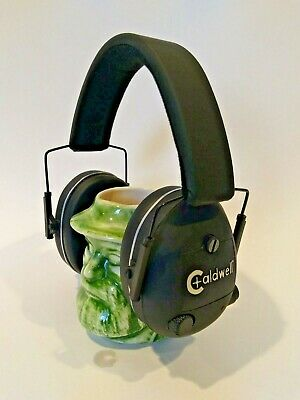 Caldwell Electronic Hearing Protection Headphones shooting Noise Protection